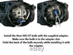 VW Golf Jetta MK5 OEM Headlight PNP Fully Integrated HID Xenon Conversion Kit