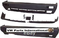VW Golf MK2 Bumper Conversion Kit GTI Full Body Section With Spoiler Brand New