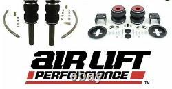 VW Golf MK5/6 R R32 GTI TDI AirLift Front & Rear Air Ride Suspension Slam Kit