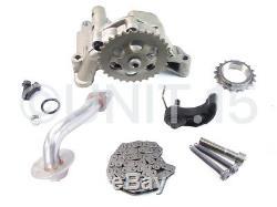 VW Golf MK5 GTI 2.0 TSFi Turbo 2004-2008 Balance Shaft Oil Pump Delete kit
