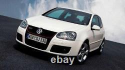 VW Golf MK5 GTI 2003 2009 Complete Front Bumper Kit Primed BRAND NEW