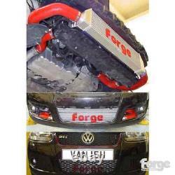 VW Golf MK5 GTI ED30 Forge Motorsport Performance Front Mount Twintercooler Kit