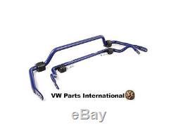VW Golf MK5 GTI Plus FSI TSI TDI Uprated H&R Anti Roll Sway Bar Kit D= F28 R24