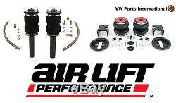 VW Golf MK5 R32 GTI TDI Air Lift 3P 1/4 Air Ride Lowering Suspension Slam Kit