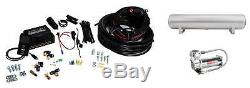 VW Golf MK5 R32 GTI TDI Air Lift 3P 3/8 Air Ride Lowering Suspension Slam Kit