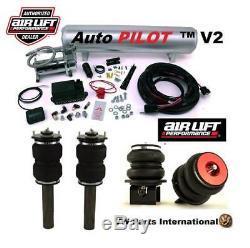 VW Golf MK5 R32 GTI TDI Air Lift V2 Management + Front & Rear Suspension Kit