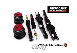VW Golf MK7 GTI R Air Lift Air Ride Rear Suspension Performance Bags Kit 6 Drop