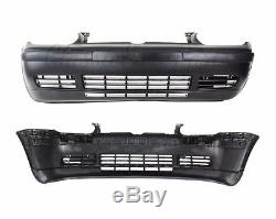 golf mk4 front bumper black