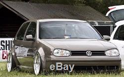 VW Golf Mk4 GTI Euro CONVERSION Front and Rear bumper kit with spoiler