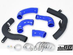 VW Golf Mk7 2013 1.8,2.0TSI GTI, R, ED40 DO88 Intercooler Pipe & Hose Kit