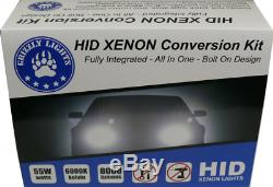 VW Jetta Golf MK5 OEM Headlight PNP Fully Integrated HID Xenon Conversion Kit