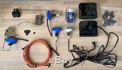 VW MK2 Golf 16V Gti G60 Complete Genuine 3dr Vacuum Pump Central Locking Kit