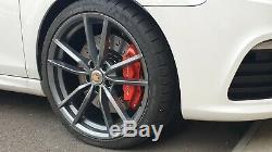 VW Mk7 MK7.5 Golf R GTI Audi S3 TT A3 8V Leon Cupra 5F Brembo Big Brake Kit 4Pot
