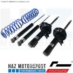 VWR Sports Shock Absorbers And Lowering Springs Kit Golf Mk5 GTI + Edition30