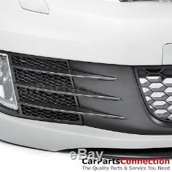 Volkswagen MK6 Golf Jetta 10-14 GTI Style Front Bumper Cover Lip Grille