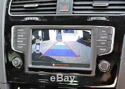Volkswagen VW Golf Mark 7 Club Sport R & GTI Reverse Reversing Camera Kit