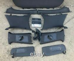Volkswagen Vw Golf Gti Mk5 Interior Roof Headlining Trim Pillar Kit 5 Door Black