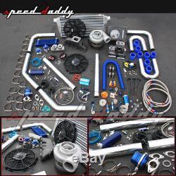 Vr6 2.8 Jetta/bora/gti/golf/passat T3/t04e Turbo Charger+cast Manifold Full Kit