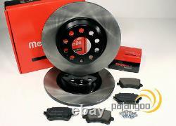 Vw Golf 5 V GTI Metzger Bremsscheiben Bremsbeläge für vorne hinten