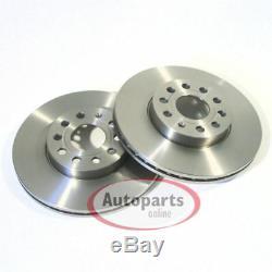 hinten Bremsscheiben//Bremsen Bremsbel/äge vorne