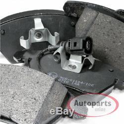 Vw Golf 5 V Gti Bremsscheiben Bremsen Bremsbeläge für vorne hinten