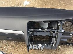 Vw Golf Gtd Gte Gti R Mk7 Mk7.5 Airbag Kit Dashboard Knee Seatbelts Ecu Mk 7 7.5