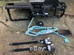 Vw Golf Gtd Gti R Mk7 Complete Airbag Kit Dashboard Steering Roof