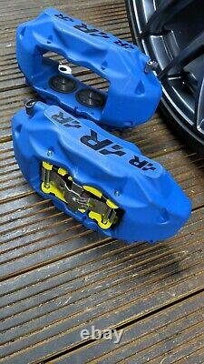 Vw Golf Gti Mk5 Bm5 4 Pot Brembo Big Brake Kit Package