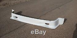 Vw Golf Mk1 Berg Cup Kit Front Spoiler For Fender Flares Wide Body Kit Gti Rare