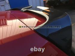 Vw golf r gti mk7 7.5 O style carbon fiber Spoiler wing- bar kit skirt front