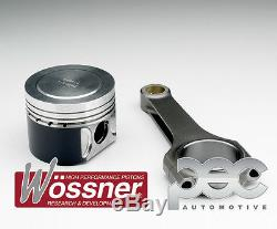 Wossner Forged Pistons + PEC Conrod Kit for Volkswagen Golf MK5 GTI ED30 2.0TFSI