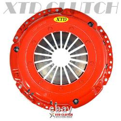 XTD STAGE 3 MIBA CLUTCH & P-LITE FLYWHEEL KIT VW GOLF JETTA CORRADO VR6 2.8L GTi