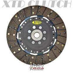 Xtd Hd Clutch Kit Fits 08-14 Volkswagen Gti Eos Jetta Audi A3 2.0l L4 Turbo