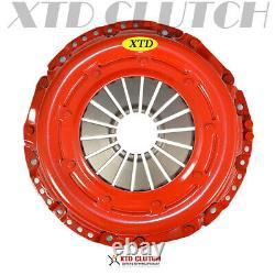 Xtd Stage 3 Ceramic Clutch Kit 08-14 Vw Gti Eos Jetta Audi A3 2.0l L4 Turbo