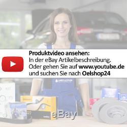 ZIMMERMANN SPORT BREMSSCHEIBEN Ø 312mm VORNE+BREMSBELÄGE VW GOLF PASSAT VARIANT