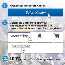 Zimmermann Bremsen Bremsscheiben Beläge Vorne Hinten Vw Golf 5 V 1k1 2.0 Gti