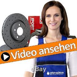 Zimmermann Sport Bremsen Set Ø 312 Bremsscheiben Beläge Vorne Vw Golf 6 2.0 Gti