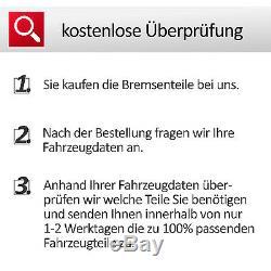 Zimmermann Sport Bremsscheiben + Abe Ø340 Set + Bremsbeläge Vorne Pr Nr 1la 1lb